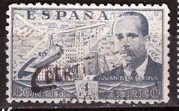 PIA - SPA - 1939 - Posta Aerea - Juan De La Cierva  E Il Suo Autogiro - (Yv PA 201) - Poste Aérienne