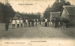Camp De Brasschaet,vue Au Front De Bandiére.  ANTWERPEN // ANVERS. Bélgica Belgique - Belgique