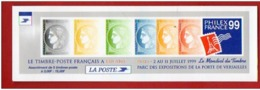 Timbres - PHILEX FRANCE 99 Timbres CERES - Faciale 15.00 Fr (valeur 2.29 Euro;) - N° 3213 - Booklets