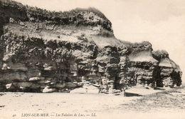 14CB301Lion Sur MerLes Falaises De Luc40Non Circulée - Autres Communes