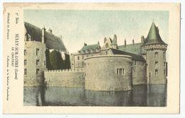 Carte Publicité Collection De La Solution Pautauberge [45] Loiret > Château De Sully Sur Loire - History