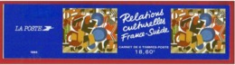 Timbres - Relations Culturelles France-Suède 1994 - Faciale 18.60 Fr (valeur 2.84 €) - N° 2872 - Booklets