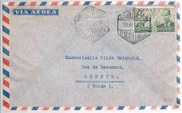 España, 1952, Palma De Mallorca-Geneve - 1931-Oggi: 2. Rep. - ... Juan Carlos I