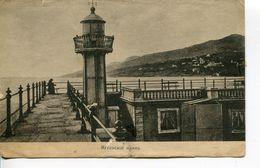 Crimea. Yalta. Yalta Lighthouse. - Rusia