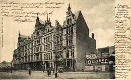 Anvers. Nouvelles Maisons De La Rue Leys.  ANTWERPEN // ANVERS. Bélgica Belgique - Belgique