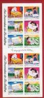 Timbres - Le Voyage D'une Lettre  - Faciale 36.00 Fr (valeur 5.49 €) - Carnet N° 3065 - Booklets