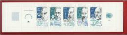 Timbres - Personnages Célèbres 1986 - Faciale 10.20 Fr (valeur 1.55 €) - N° 2400 - People