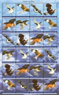 ST. MAARTEN 2020 BIRDS OF PREY VOGELS OISEAUX MNH ** VERY FINE - Curaçao, Antilles Neérlandaises, Aruba