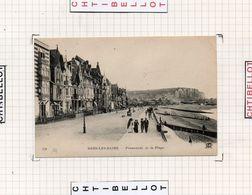 1463Mers Les BainsPromenade De La Plage - Très Animée173Circulée 1921 - Autres Communes