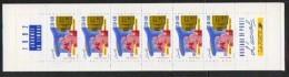 Timbres - Bureaux De Poste L' Acceuil - Faciale 15.00 Fr - Valeur 2.29 Euro; - Bloc N° 2744 - Booklets