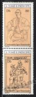 Sao Tome & Principe 1982 Yvert 686-87, Music. Composer, Igor Stravinski Centenary. Art. Picasso Drawing - Pair - MNH - Sao Tomé E Principe