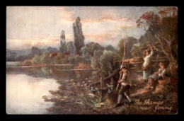 RAPHAEL TUCK - PAYSAGE - Tuck, Raphael