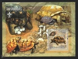 Sao Tome & Principe 2006 Yvert BF 335, Fauna. Reptiles, Turtles - Miniature Sheet - MNH - Sao Tome And Principe