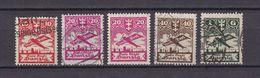 Danzig - 1924 - Michel Nr. 202/205 - Gestempelt/Postfrisch - Danzig