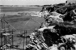 La Plaine Sur Mer * Port Giraud * Pêche Au Carrelet * Pêcherie * Au Fond Tharon - La-Plaine-sur-Mer