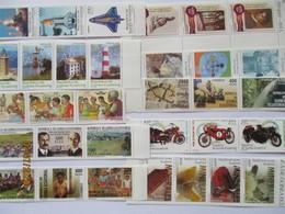 Guinea Ecuatorial 30 Postfrische Zusammendruck Streifen Der 2000er Jahre (65702) - Guinée (1958-...)