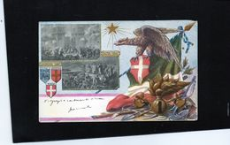 CG45 - Italia - Campagna 1860 - Patrióticos