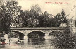 10  LESMONT  Le Pont - Autres Communes