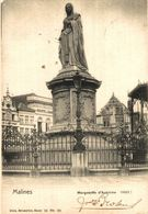 Malines, Monument Marguerite D'Autriche.  ANTWERPEN // ANVERS. Bélgica Belgique - Belgique