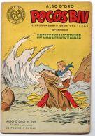 """Pecos Bill """"Albo D'Oro"""" (Mondadori 1951)  N. 269  L° Episodio - Tex"""