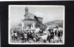CG45 - Italia - San Fermo Della Battaglia - Dipinto Del Trezzini Al Museo - Patrióticos