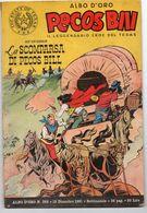 "Pecos Bill ""Albo D'Oro"" (Mondadori 1951)  N. 292  LXV° Episodio - Tex"