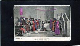 CG45 - Italia - Il Congresso Di Pontida - Patrióticos