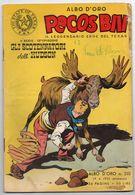 "Pecos Bill ""Albo D'Oro"" (Mondadori 1952)  N. 310  II° Serie XII°° Episodio - Tex"