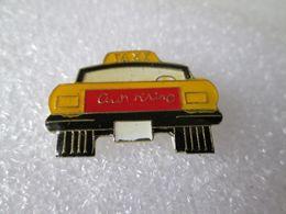 PIN'S     TAXI - Pin's