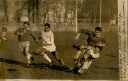 Rugby * Bayonne Puc * Photo Ancienne Miroir Sprint * Sport Match Jorge Plaqué Par Gardera - Rugby