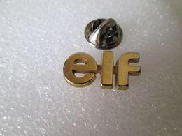 PIN'S     ELF - Carburants