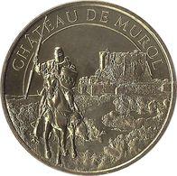 2020 MDP251 - MUROL - Château De Murol 9 (chevalier Et Château)  / MONNAIE DE PARIS - Monnaie De Paris