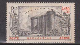 Madagascar PA N°(yt) 15 Neufs *tc (gomme Rouillée) - Luftpost