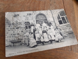 ELEONORENHEILSTAETTE - BEAMTE UND PERSONAL - DARMSTADT - 1908 Nach EIDORF Bei ALSFELD - Gesundheit