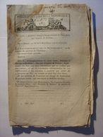 BULLETIN DES LOIS AN XI (1803) - NAVIGATION ESCAUT BELGIQUE - CANONNIERS GARDES COTES - HOSPICES DE GRASSE - Decrees & Laws