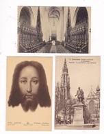 Lot De 3 Jolies CPA, Anvers, Belgique, Cathédrale - Antwerpen