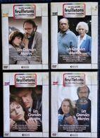 Les Grandes Marées - ( Feuilleton TV ) - 4 DVD - Nicole Calfan - Bernard Le Coq - Jean-Marc Thibault - Pierre Vaneck . - TV-Reeksen En Programma's