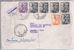 España, 1953,  Logroño-Bern - 1931-Oggi: 2. Rep. - ... Juan Carlos I