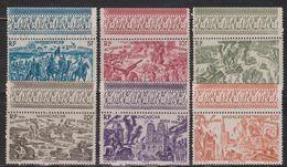 Madagascar PA N°(yt) 66 à 71  Neufs  ** - Madagascar (1889-1960)