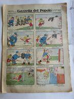 - GAZZETTA DEL POPOLO SEZIONE PER I PICCOLI 12/ 1932 - BUONO - Books, Magazines, Comics