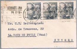 España, 1955, San Sebastian-Vaud - 1931-Oggi: 2. Rep. - ... Juan Carlos I