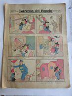 - GAZZETTA DEL POPOLO SEZIONE PER I PICCOLI 26/ 1932 - BUONO - Books, Magazines, Comics