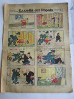 - GAZZETTA DEL POPOLO SEZIONE PER I PICCOLI 3 / 1932 - BUONO - Books, Magazines, Comics