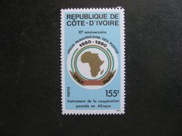 Cote D'Ivoire: TB N° 838, Neuf XX. - Ivoorkust (1960-...)