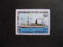 Cote D'Ivoire: TB N° 839, Neuf XX. - Ivoorkust (1960-...)
