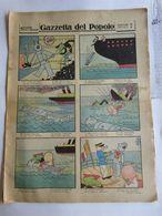 - GAZZETTA DEL POPOLO SEZIONE PER I PICCOLI 7 / 1932 - BUONO - Books, Magazines, Comics