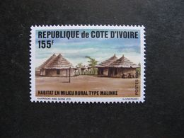 Cote D'Ivoire: TB N° 843, Neuf XX. - Ivoorkust (1960-...)