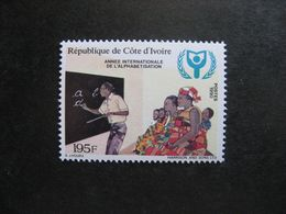 Cote D'Ivoire: TB N° 844, Neuf XX. - Ivoorkust (1960-...)