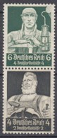 DR S 221, Postfrisch**,  Nothilfe: Berufsstände 1934 - Se-Tenant