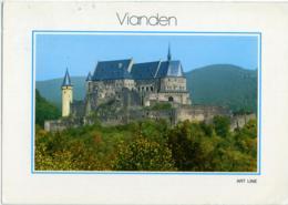 LUXEMBOURG  LUSSEMBURGO  VIANDEN  Le Chäteau - Vianden